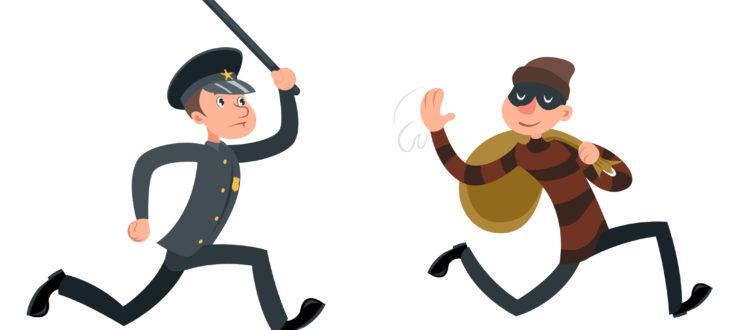 Escape Loot Policeman