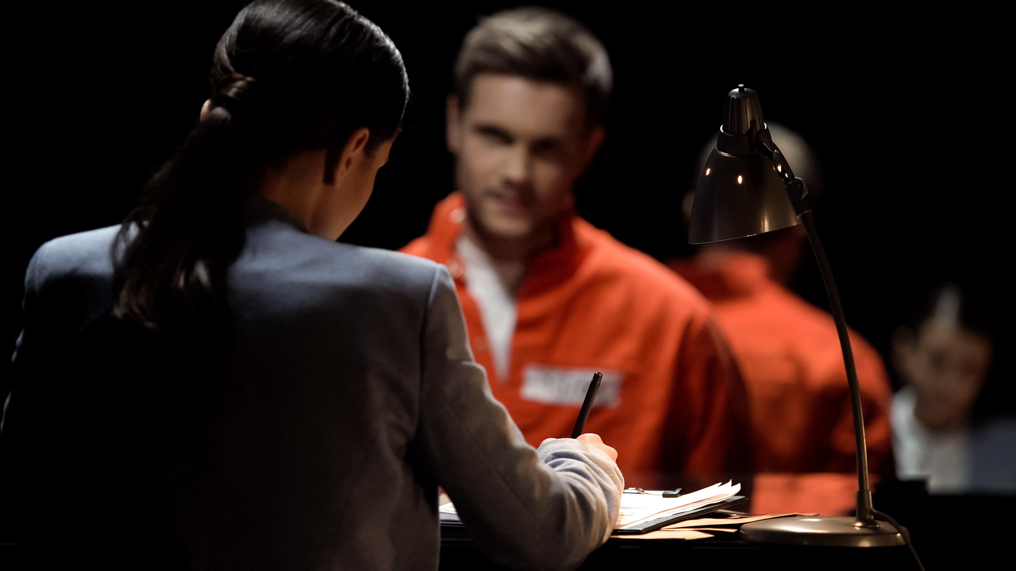 Interrogation 2019